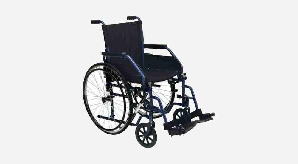 Noleggio sedia a rotelle Roma e provincia | Sanitaria